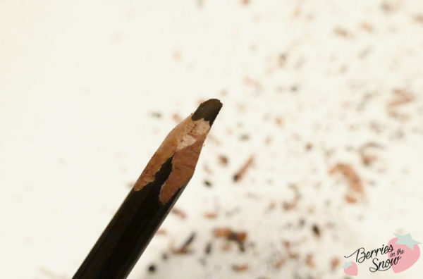 Review: BEIGE CHUU Hard Finish Wood Pencil Eye Brow