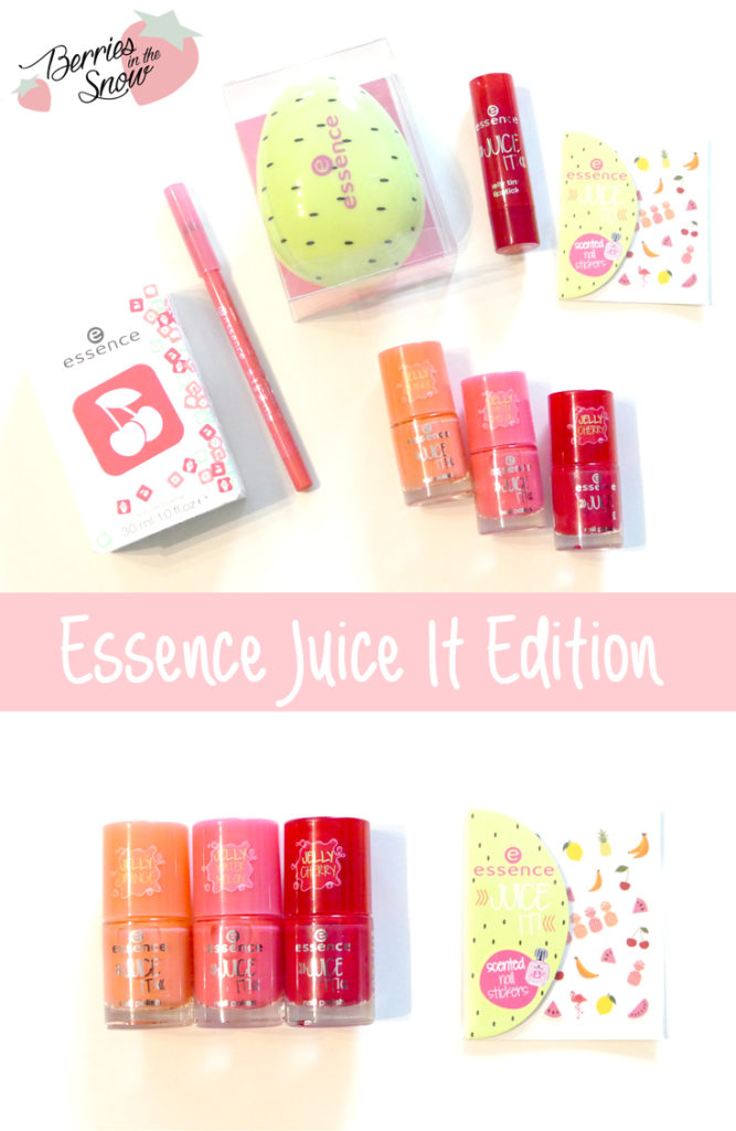 Essence Juice It Edition