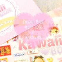kawaiibox_April2016_1