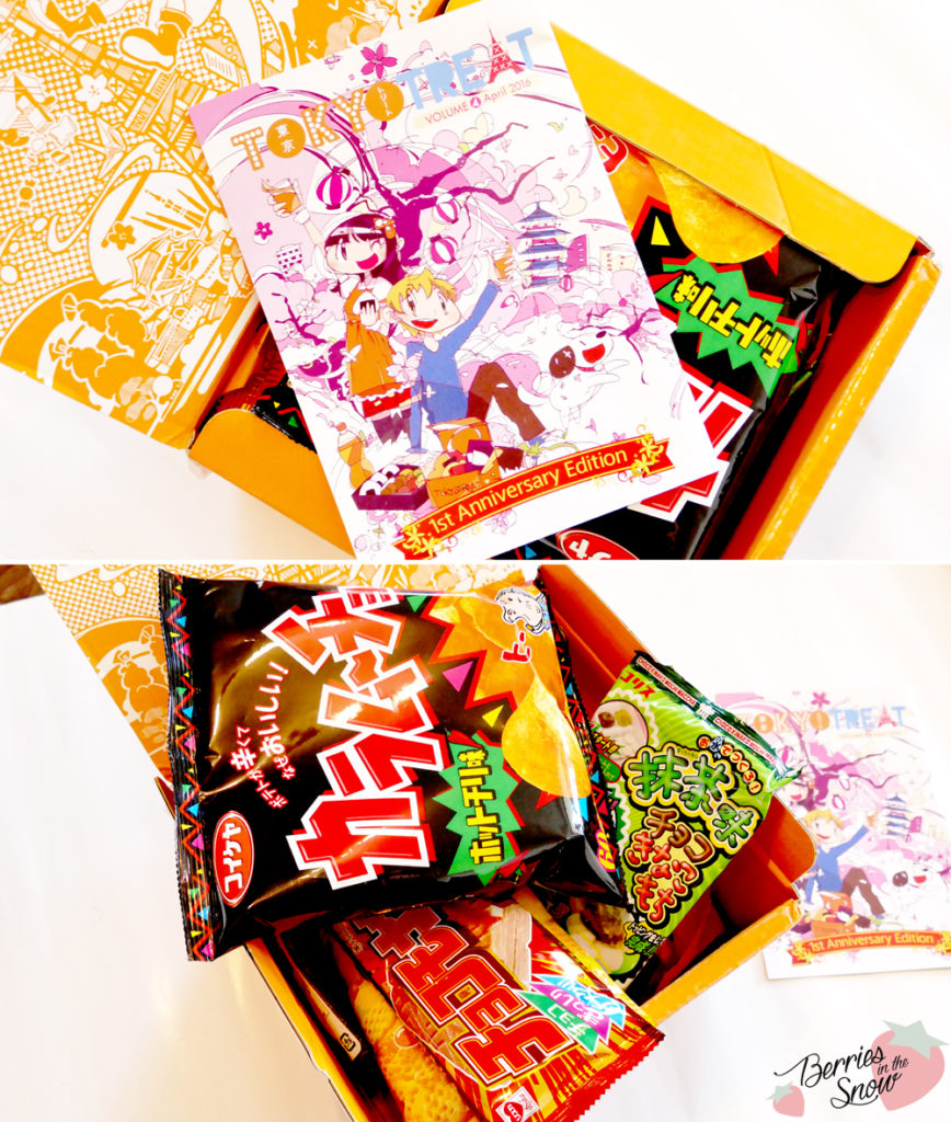 Tokyotreat - Japanese Candy Subscription Box