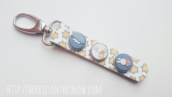Bali Clicks Miffy Key Chain
