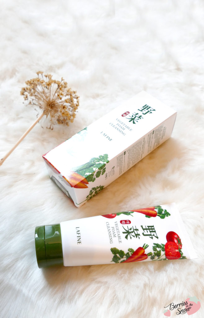 Lafine Vegetable Foam Cleanser