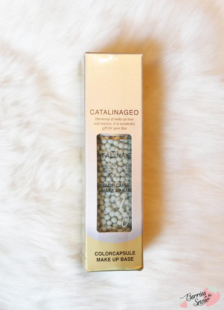 Catalina Geo Color Capsule Makeup Base