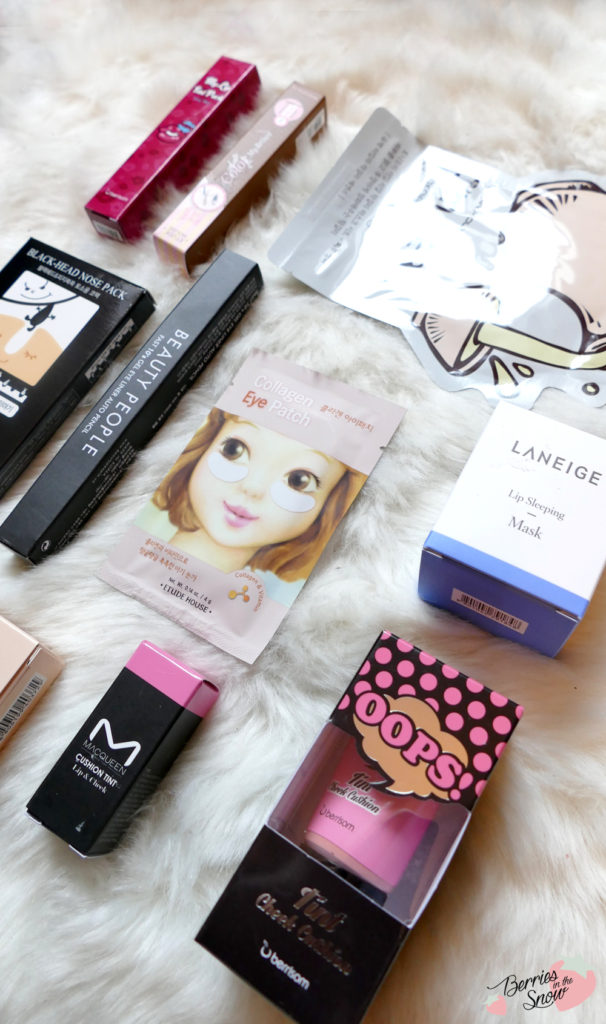 Top 10 Must-Try KBeauty Box | YesStyle
