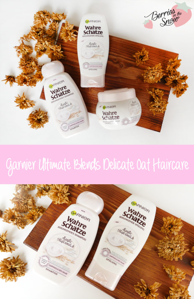Garnier Ultimate Blends Delicate Oat