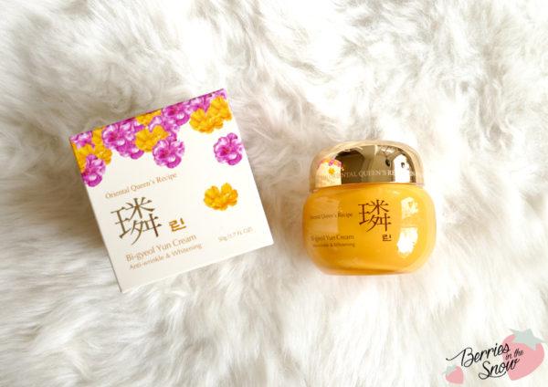 Hansaeng Cosmetics Rin Bi-Gyeol Yun Cream