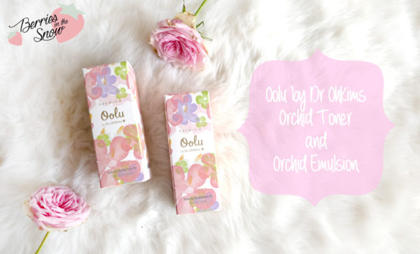 Oolu Orchid Emulsion and Toner