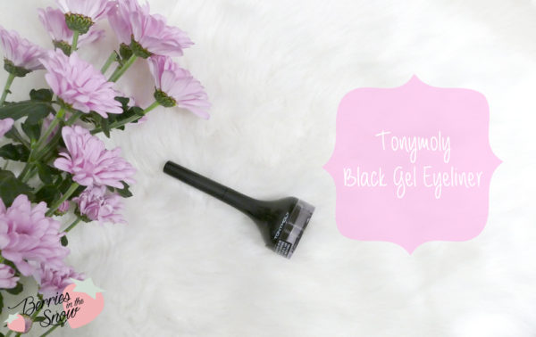 Tonymoly Black Gel Eyeliner