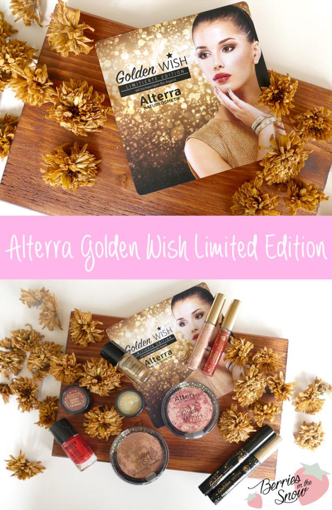 Alterra Golden Wish Limited Edition