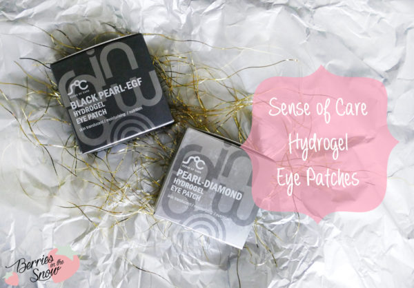 Sense of Care Hydrogel Eye Patches