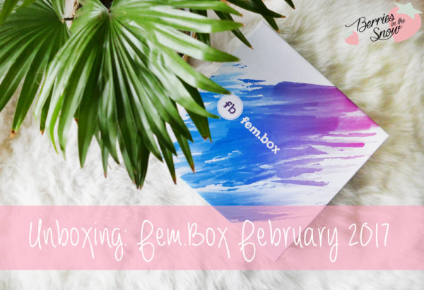 Fem.Box February 2017
