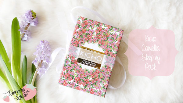 Kicho Camelia Sleeping Pack