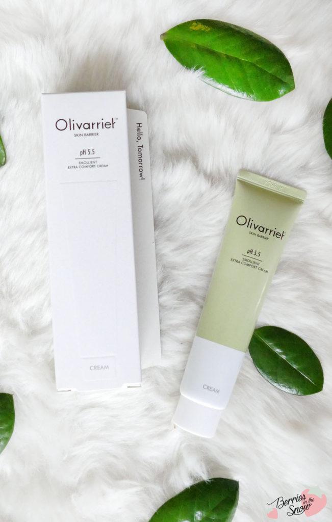 Olivarrier Emollient Extra Comfort Cream