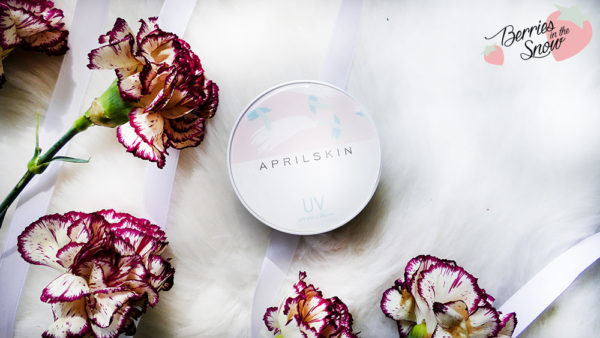 Aprilskin Magic Snow Sun Cushion