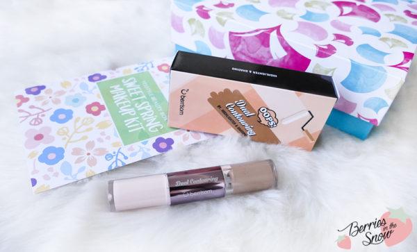 YesStyle Beauty Box Sweet Spring Make-Up Kit
