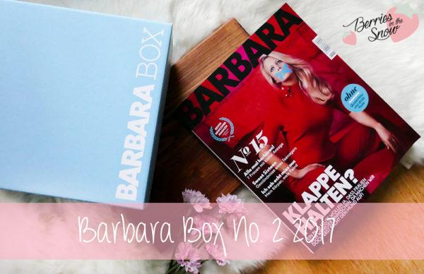 Barbara Box No. 2