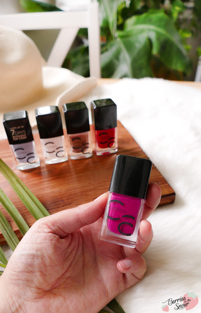 Catrice ICONails Gel Lacquers