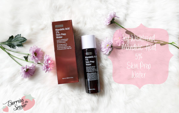 By Wishtrend Mandelic Acid %5 Skin Prep Water