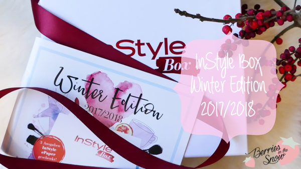 InStyle Box Winter Edition