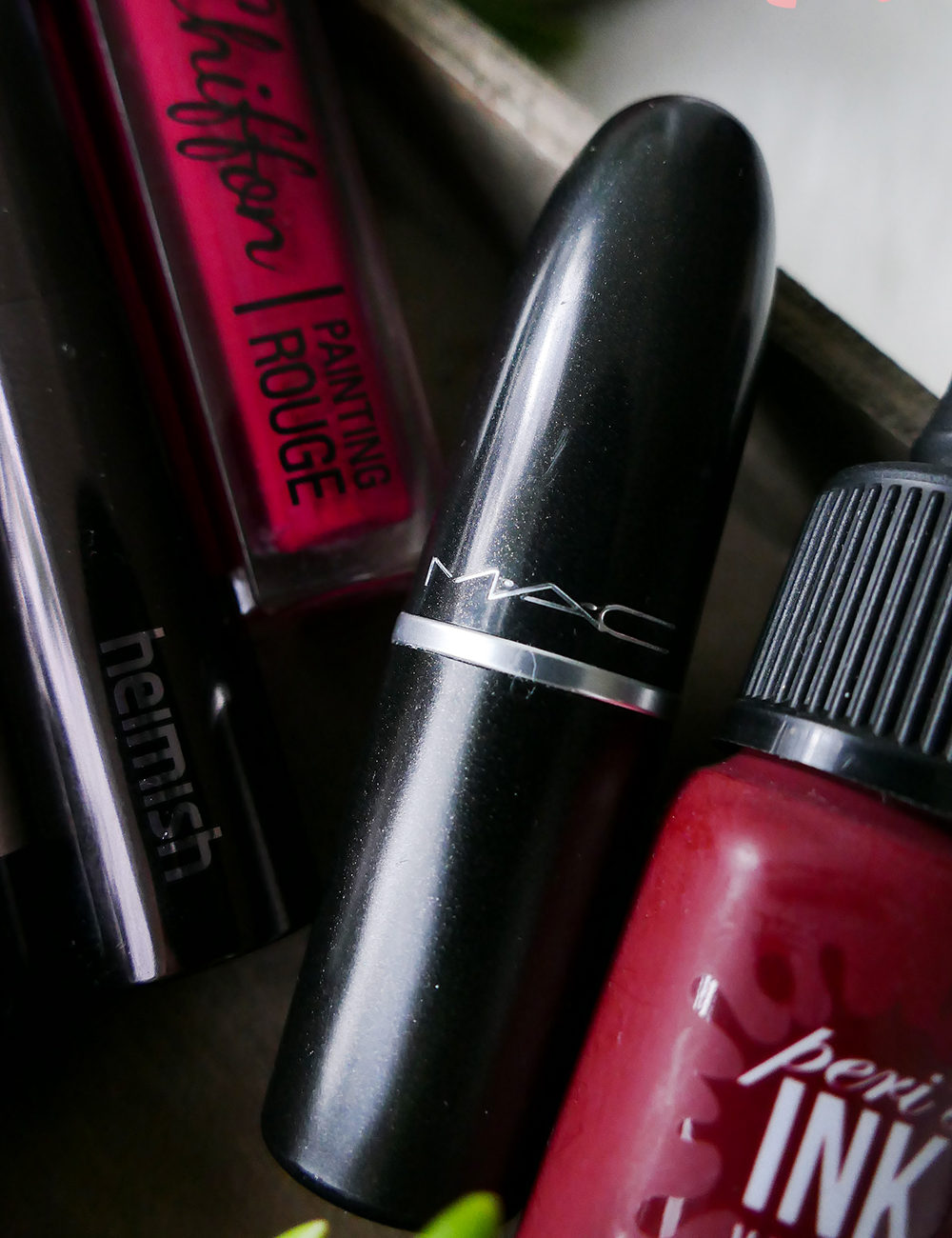Top 5 Liptsticks & Lip Tints for Spring