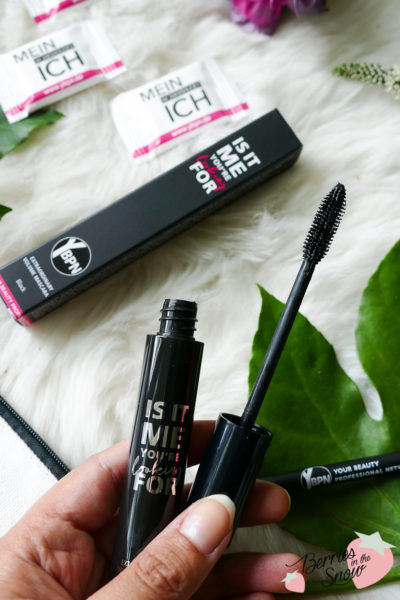 YBPN Is It Me You Are Looking For Extraordinary Volume Mascara