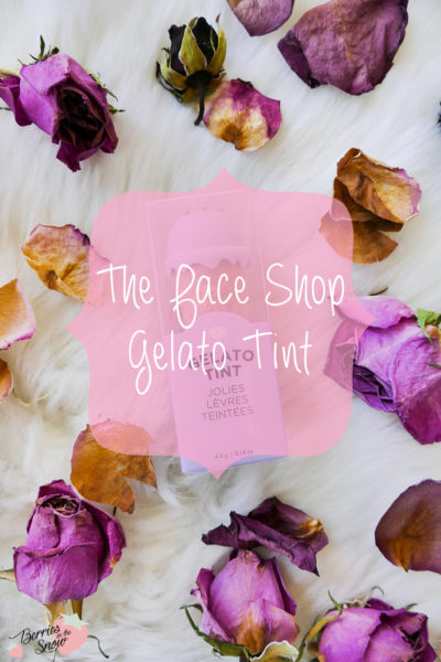 The Face Shop Gelato Tint