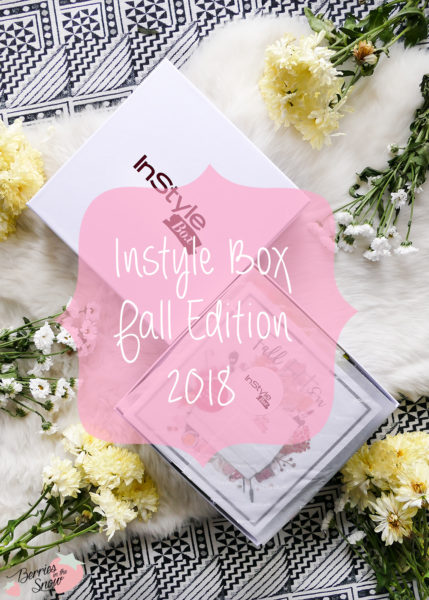 InStyle Box Fall Edition 2018